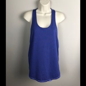 Calia by Carrie Underwood Striped Reversible Tank